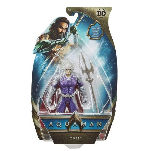 DC Comics Aquaman Orm 6 Inch Figure